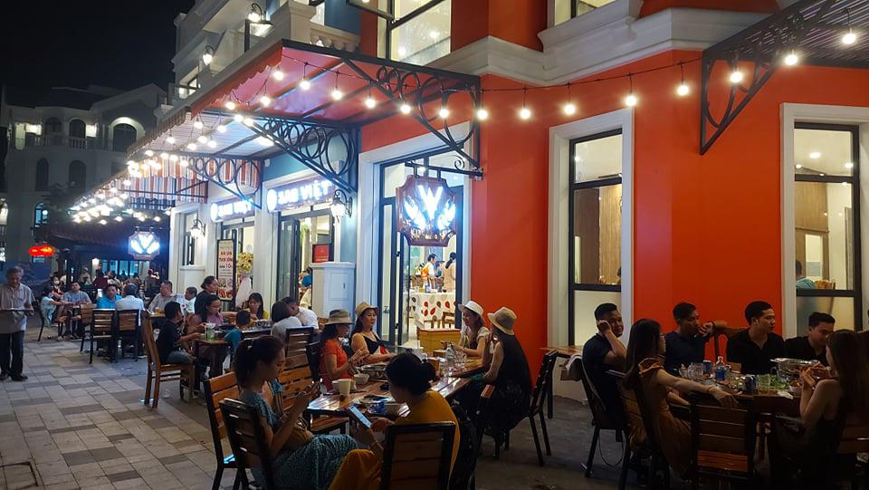 Khu Shop Grandworld thu hút đông đảo du khách ghé tham quan và mua sắm