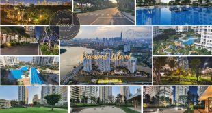 Hình ảnh thực tế Đảo Kim Cương